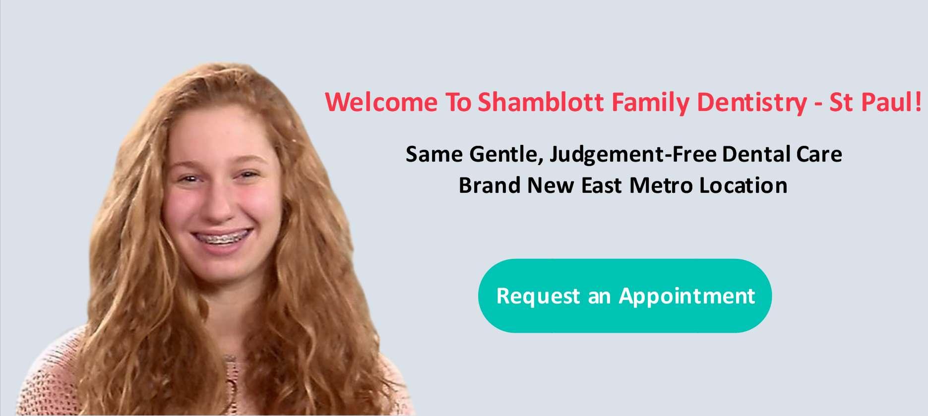 Rachel Banner - Shamblott Family Dentistry - St. Paul