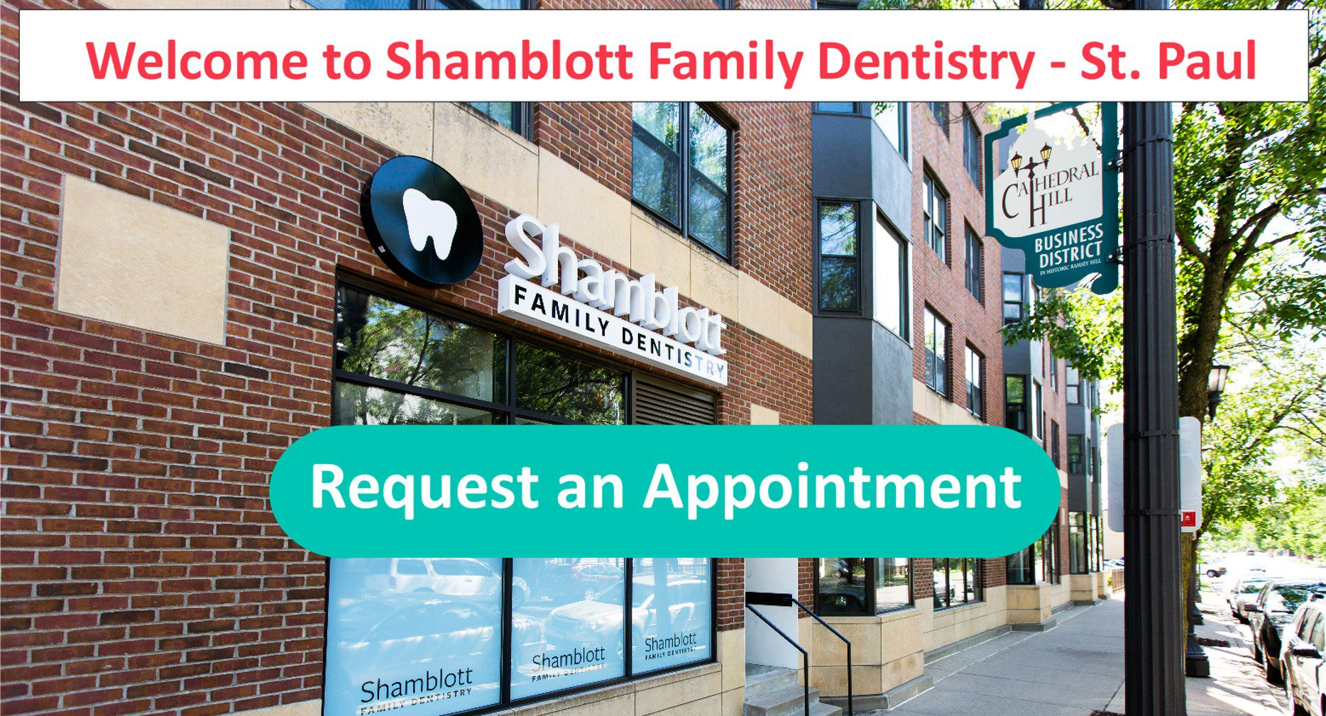 Shamblott Family Dentistry - St. Paul